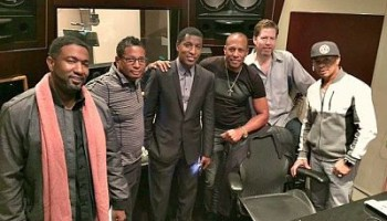 "After 7 with Kenny ""Babyface"" Edmonds, Writer/Producer Daryl Simmons and Engineer, Paul Boutin"
