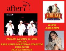 After 7 with Ashanti