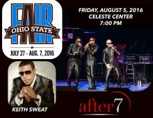 Keith Sweat with After 7