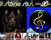 Stone Soul Poster