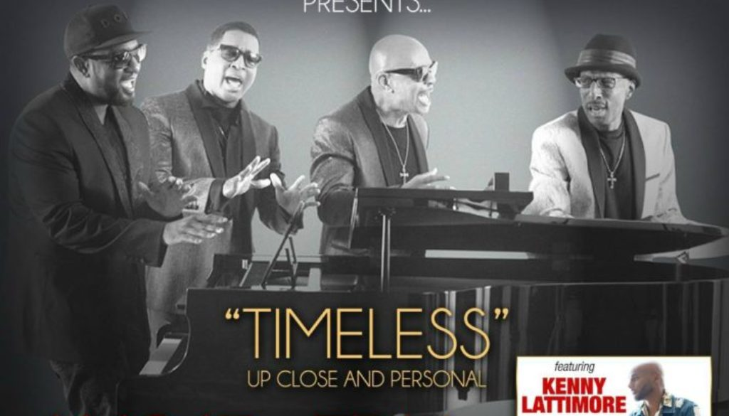 After 7…Timeless – Up Close & Personal Featuring Kenny Lattimore