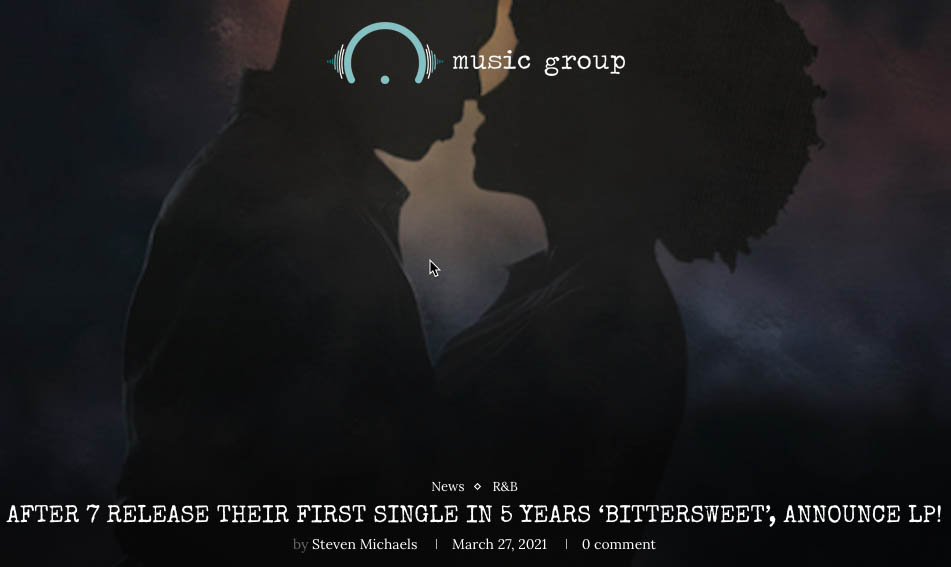 After 7 music group article