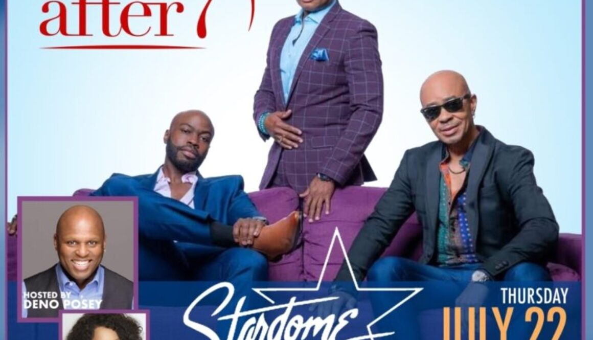After 7 Stardome flyer